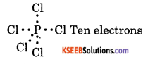 1st PUC Chemistry Model Question Paper 3 with Answers 3