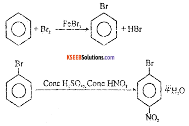 1st PUC Chemistry Model Question Paper 4 with Answers 19