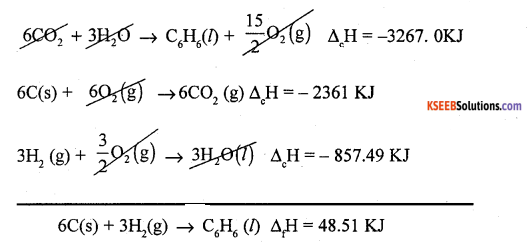 1st PUC Chemistry Previous Year Question Paper March 2013 (North) 18