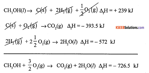 1st PUC Chemistry Previous Year Question Paper March 2013 (North) 19