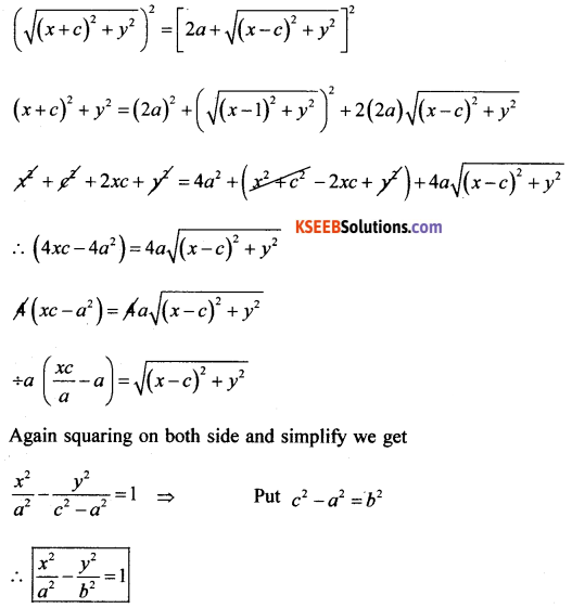 1st PUC Maths Model Question Paper 2 with Answers - 34