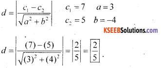 1st PUC Maths Model Question Paper 2 with Answers - 6