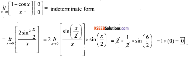 1st PUC Maths Model Question Paper 2 with Answers - 9