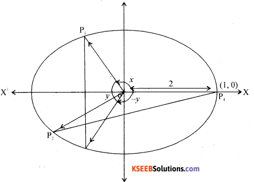 1st PUC Maths Model Question Paper 2 with Answers - 47