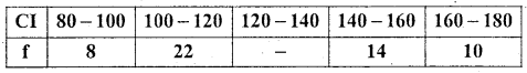 1st PUC Statistics Model Question Paper 2 with Answers - 11