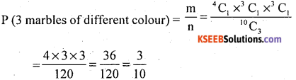 1st PUC Statistics Model Question Paper 2 with Answers - 28