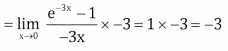 2nd PUC Basic Maths Question Bank Chapter 17 Limit and Continuity of a Function Ex 17.3 - 8