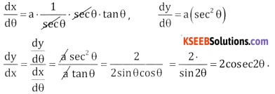 2nd PUC Basic Maths Question Bank Chapter 18 Differential Calculus Ex 18.6 - 14