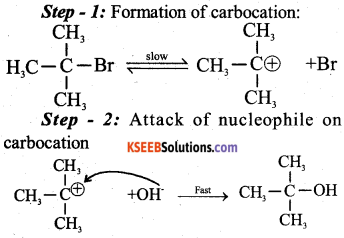 2nd PUC Chemistry Model Question Paper 1 with Answers 20