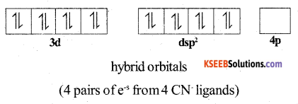 2nd PUC Chemistry Model Question Paper 2 with Answers 14
