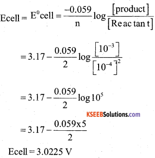 2nd PUC Chemistry Model Question Paper 2 with Answers 19