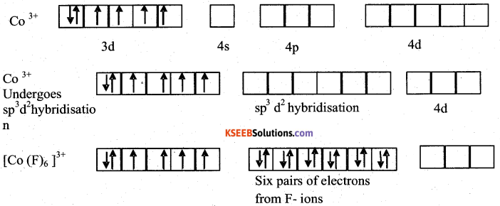 2nd PUC Chemistry Model Question Paper 4 with Answers 7