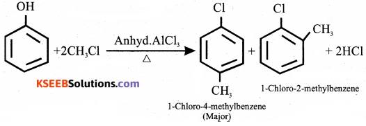 2nd PUC Chemistry Previous Year Question Paper June 2019 25