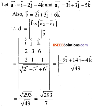 2nd PUC Maths Model Question Paper 1 with Answers 18
