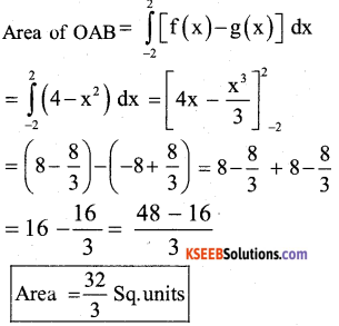 2nd PUC Maths Model Question Paper 1 with Answers 30