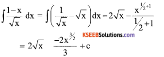 2nd PUC Maths Model Question Paper 1 with Answers 5