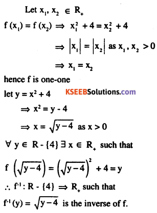 2nd PUC Maths Question Bank Chapter 1 Relations and Functions Ex 1.3 6