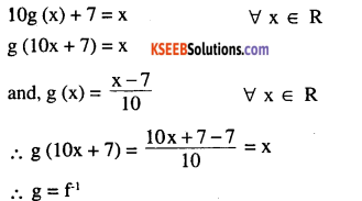 2nd PUC Maths Question Bank Chapter 1 Relations and Functions Miscellaneous Exercise 1