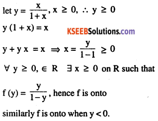 2nd PUC Maths Question Bank Chapter 1 Relations and Functions Miscellaneous Exercise 4
