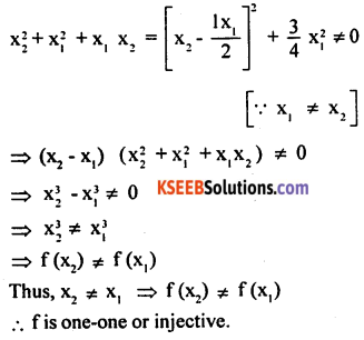 2nd PUC Maths Question Bank Chapter 1 Relations and Functions Miscellaneous Exercise 5