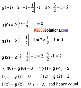 2nd PUC Maths Question Bank Chapter 1 Relations and Functions Miscellaneous Exercise 6
