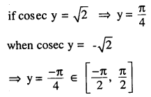 2nd PUC Maths Question Bank Chapter 2 Inverse Trigonometric Functions Ex 2.1 12