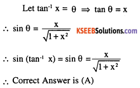 2nd PUC Maths Question Bank Chapter 2 Inverse Trigonometric Functions Miscellaneous Exercise 21