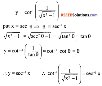 2nd PUC Maths Question Bank Chapter 2 Inverse Trigonometric Functions Miscellaneous Exercise 29