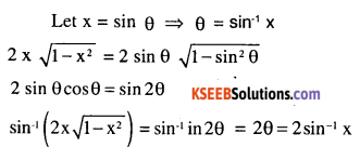 2nd PUC Maths Question Bank Chapter 2 Inverse Trigonometric Functions Miscellaneous Exercise 30