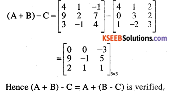 2nd PUC Maths Question Bank Chapter 3 Matrices Ex 3.2 13