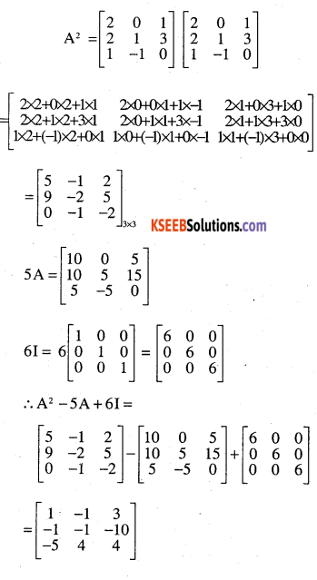2nd PUC Maths Question Bank Chapter 3 Matrices Ex 3.2 29