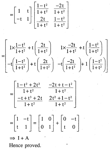 2nd PUC Maths Question Bank Chapter 3 Matrices Ex 3.2 36