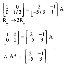 2nd PUC Maths Question Bank Chapter 3 Matrices Ex 3.4 10