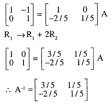 2nd PUC Maths Question Bank Chapter 3 Matrices Ex 3.4 2