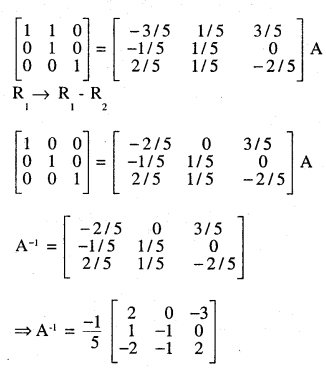 2nd PUC Maths Question Bank Chapter 3 Matrices Ex 3.4 20