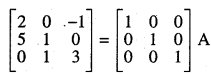 2nd PUC Maths Question Bank Chapter 3 Matrices Ex 3.4 23