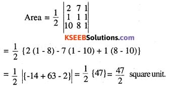 2nd PUC Maths Question Bank Chapter 4 Determinants Ex 4.3.2