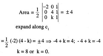 2nd PUC Maths Question Bank Chapter 4 Determinants Ex 4.3.6