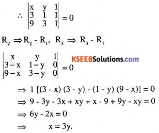 2nd PUC Maths Question Bank Chapter 4 Determinants Ex 4.3.8