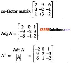2nd PUC Maths Question Bank Chapter 4 Determinants Ex 4.5.13