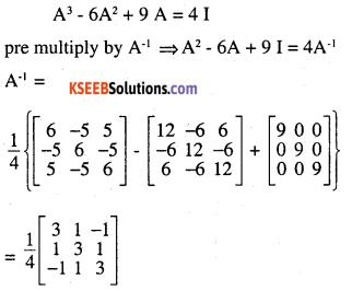 2nd PUC Maths Question Bank Chapter 4 Determinants Ex 4.5.23