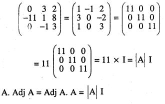 2nd PUC Maths Question Bank Chapter 4 Determinants Ex 4.5.5