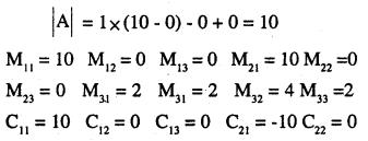 2nd PUC Maths Question Bank Chapter 4 Determinants Ex 4.5.8