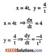 2nd PUC Maths Question Bank Chapter 5 Continuity and Differentiability Ex 5.6.4