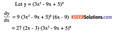 2nd PUC Maths Question Bank Chapter 5 Continuity and Differentiability Miscellaneous Exercise 1