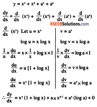 2nd PUC Maths Question Bank Chapter 5 Continuity and Differentiability Miscellaneous Exercise 12