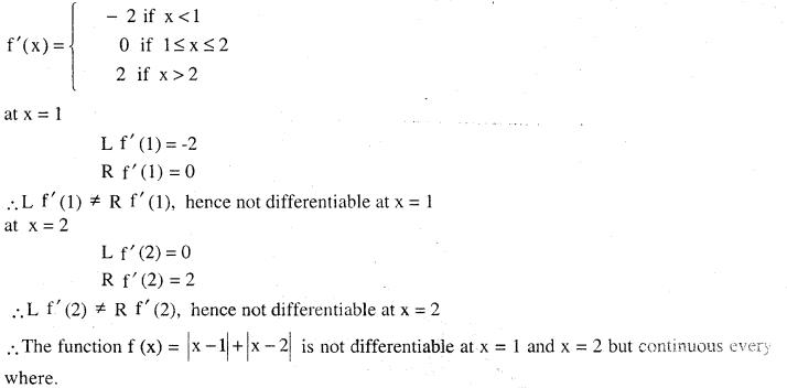2nd PUC Maths Question Bank Chapter 5 Continuity and Differentiability Miscellaneous Exercise 27