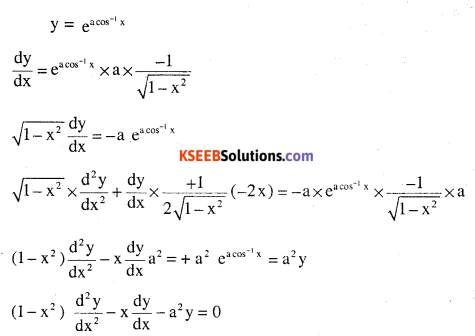 2nd PUC Maths Question Bank Chapter 5 Continuity and Differentiability Miscellaneous Exercise 29