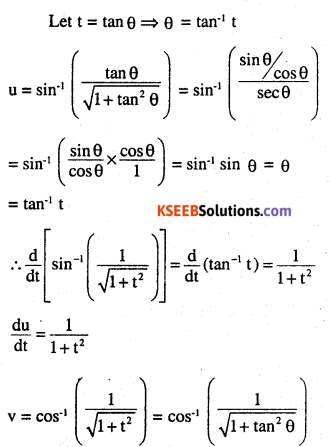 2nd PUC Maths Question Bank Chapter 5 Continuity and Differentiability Miscellaneous Exercise 35