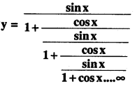 2nd PUC Maths Question Bank Chapter 5 Continuity and Differentiability Miscellaneous Exercise 42